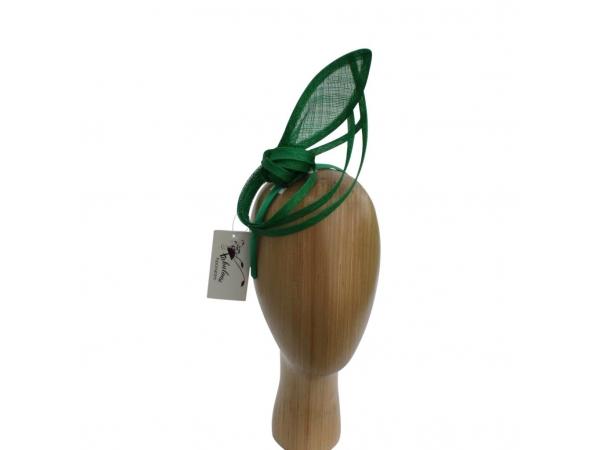 Ava Green Fascinator