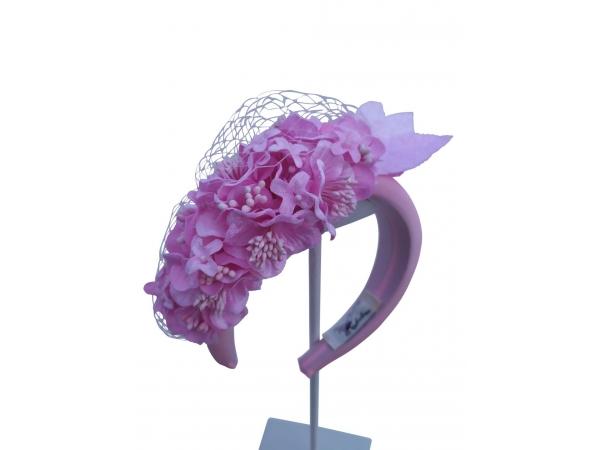 Hailey Pink Hairband
