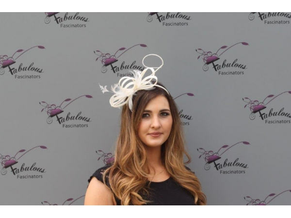 Alice Cream Fascinator