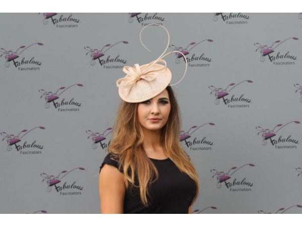 Jenna Chanpagne Fascinator