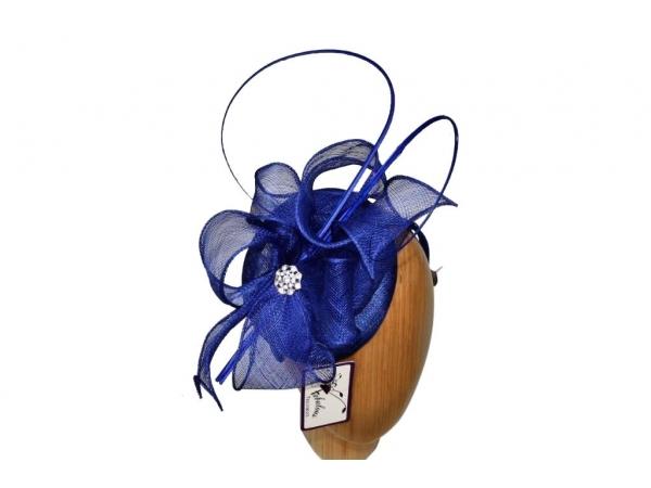Lisa Cobalt headpiece