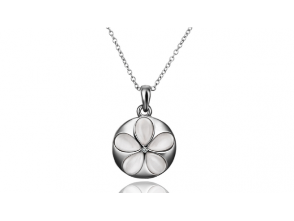 N420s Small silver pendant