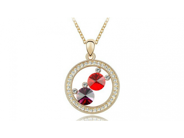 N246rp Rose gold pendant