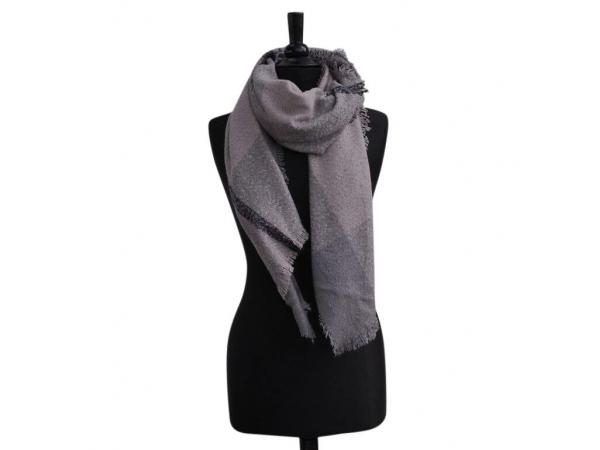 S11 Blanket scarf pink