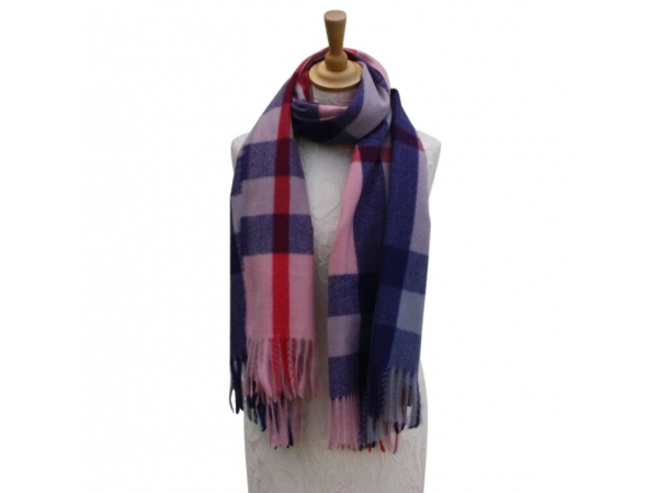 Ws004 Col#2 Burberry Style Pashmina