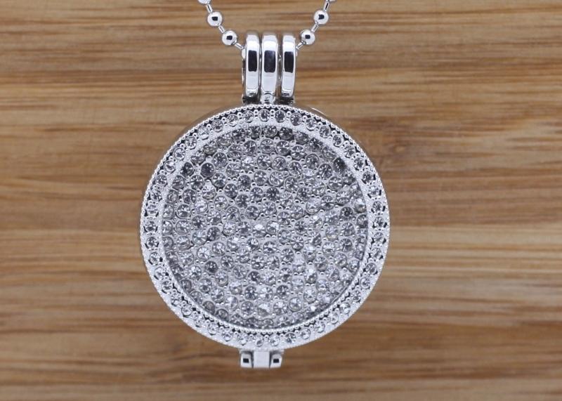 44S Coin Pendant