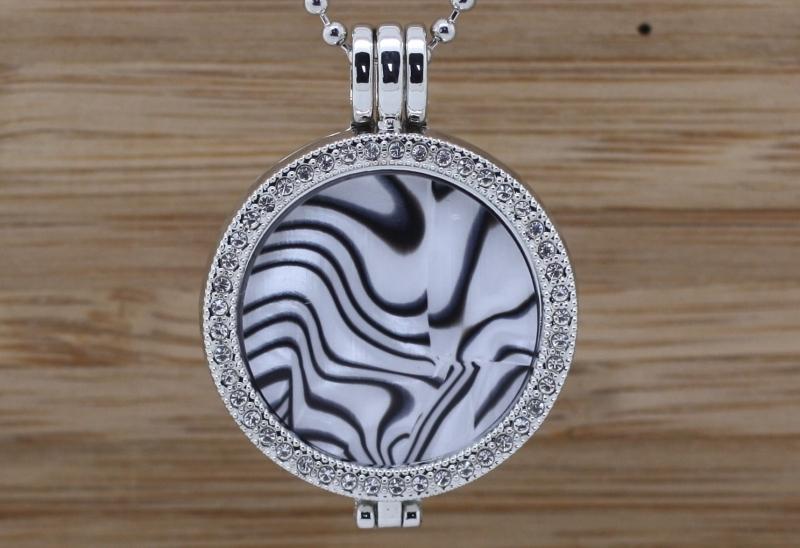 48s Coin Pendant