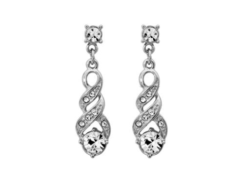 E435s Crystal Drop Earring