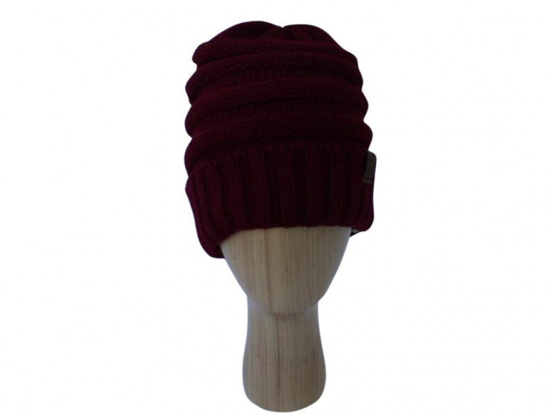 H020 Berry ribber winter hat.