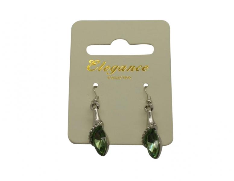 E219gn Crystal drop earring