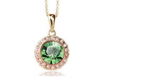 N248gn Crystal necklace