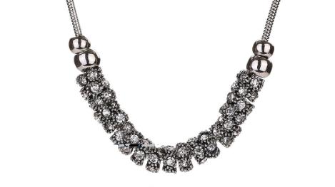 N434 Crystal necklace