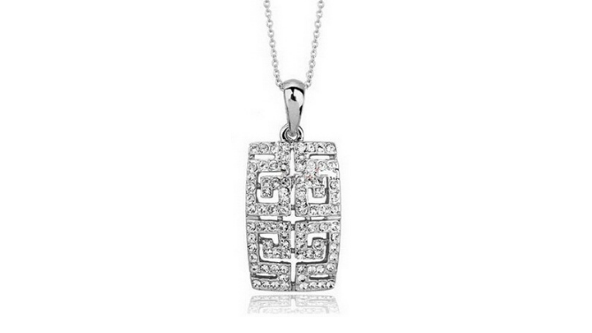 N293s Silver Pendant