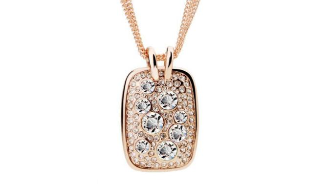 N291 Crystal pendant